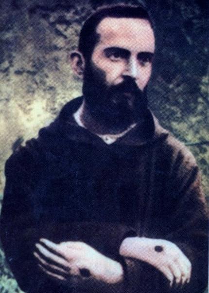 St. Padre Pio stig