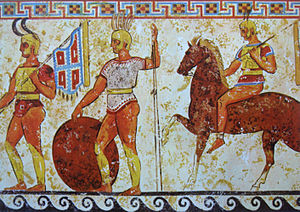 Samnite_soldiers_from_a_tomb_frieze_in_Nola_4th_century_BCE