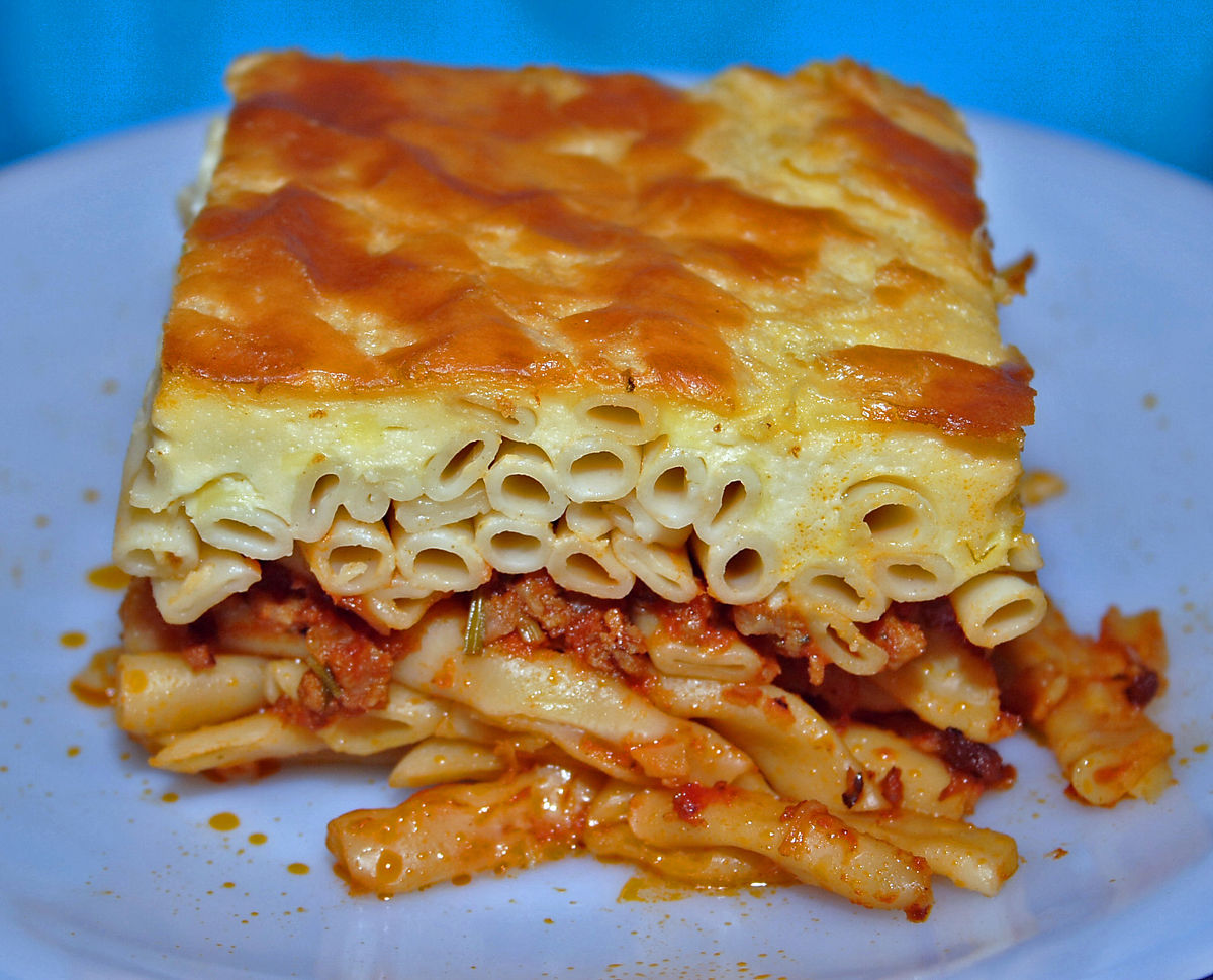 Pastitsio Photo by Wikipedia.jpg