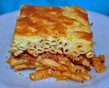 Pastitsio Photo by Wikipedia.jpg