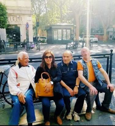 pia with pensionati