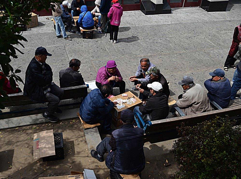 10. Chinatown locals