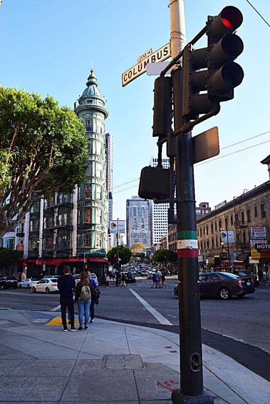 11. Columbus Avenue North Beach