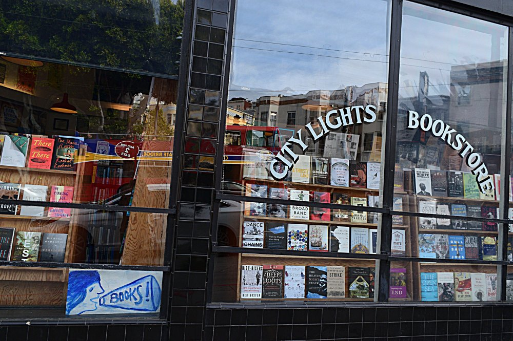 19. City Lights Bookstore