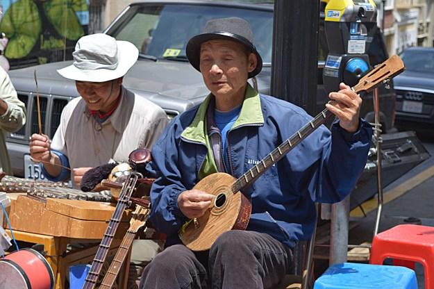 3. Street Musicians