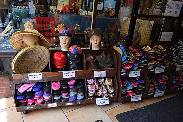 4. Chinatown store
