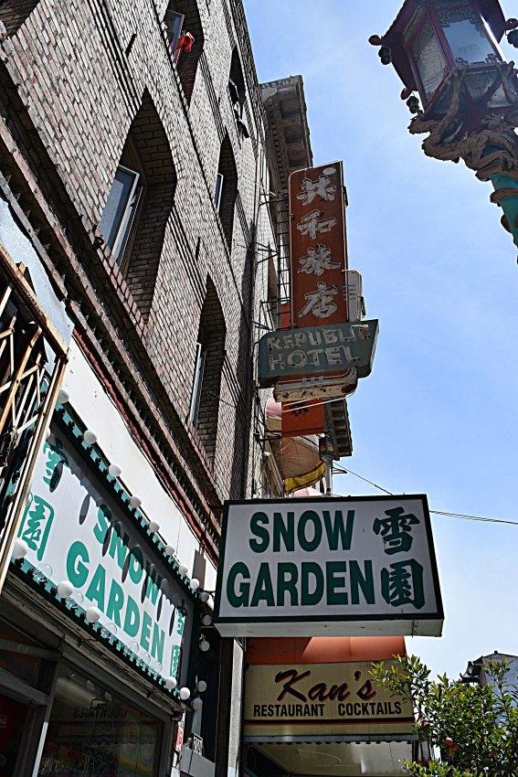 8. Snow Garden Restaurant