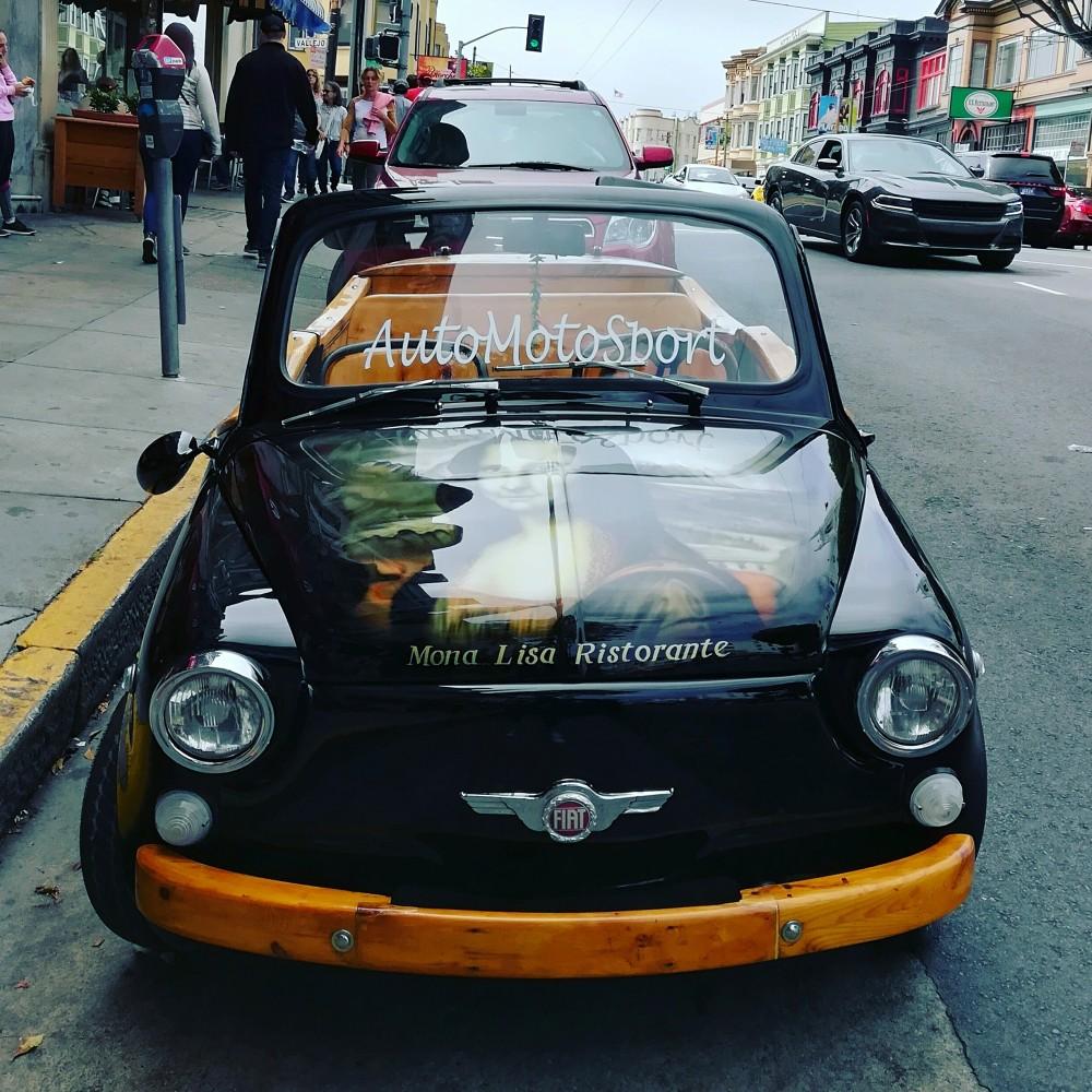 Mona Lisa Fiat